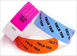 Wristbands for Schools