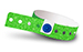 small-green-plastic-sparkle-wristband