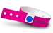 small-neon-pink-plastic-wristbands