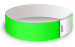 solid-neon-green-tyvek-wristbands